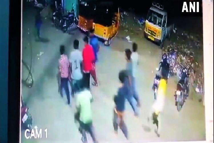 Video 15 minors escape from Hyderabad juvenile home 4 rescued