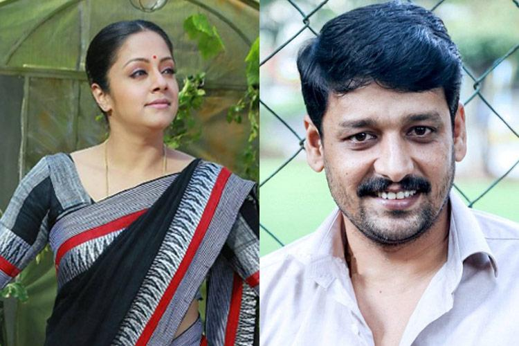 Tumhari Sulu Tamil remake Jyothika and Vidharth to be lead pair