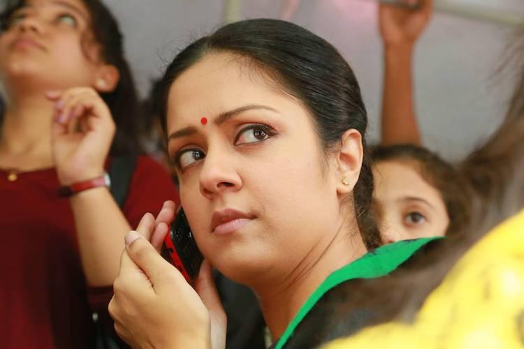Jyothika signs her next project with Dream Warrior Pictures