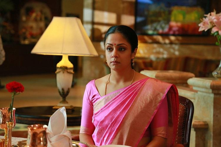 Jyothika completes shooting for Kaatrin Mozhi