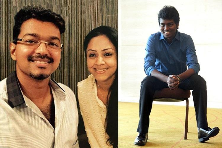 Jyothika clears the air on why she walked out of Vijay 61