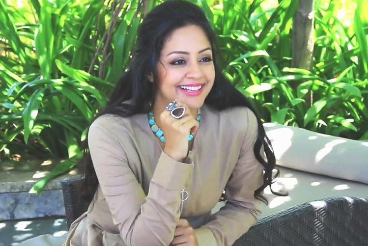 Want to meet Jyothika Guess the title of Tumhari Sulu Tamil remake