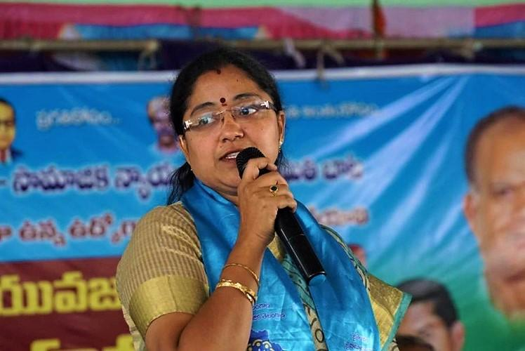 TJS selling tickets Senior leader quits Kodandrams party in Telangana