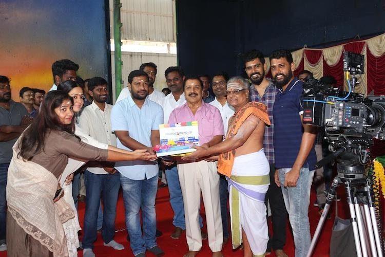 Jyothikas next with Dream Warrior Pictures to start rolling