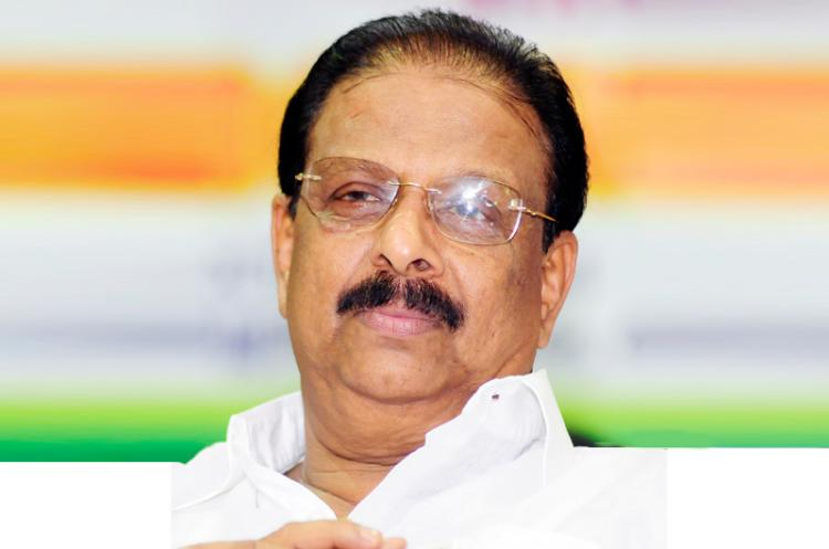 Kerala CM is worse than a woman Congress K Sudhakaran makes sexist remark