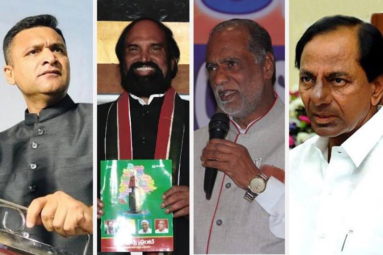 Telangana polls 181 candidates of 4 major parties face criminal charges