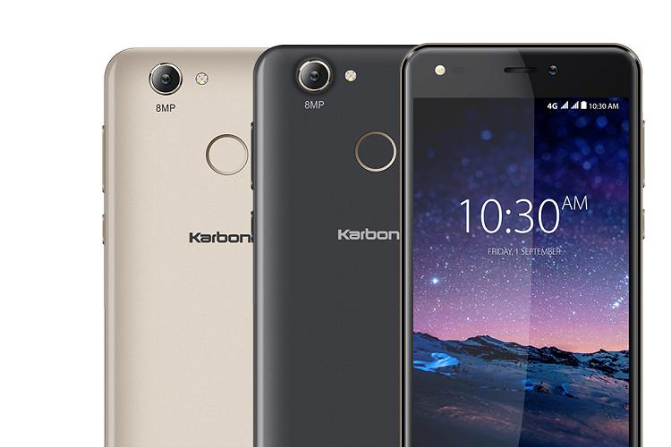 Karbonn K9 Smart Grand with 4G VoLTE support Android 70 Nougat launched in India