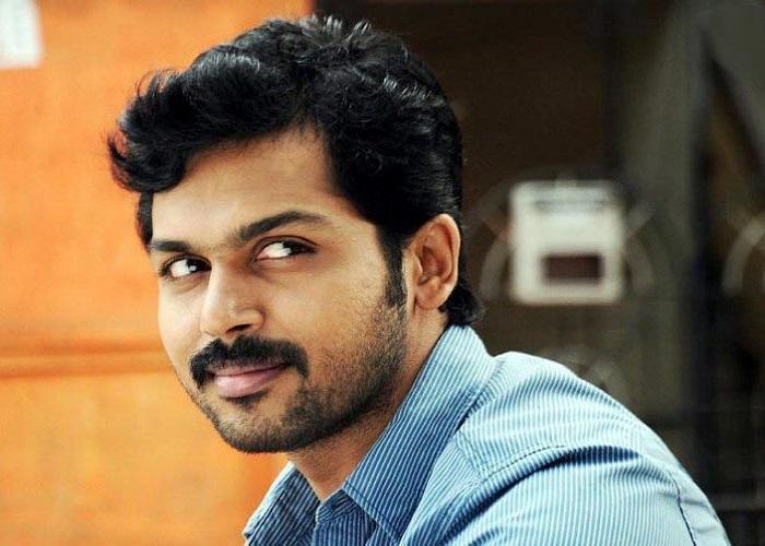 Tamil cinema lacks good writers rues Karthi