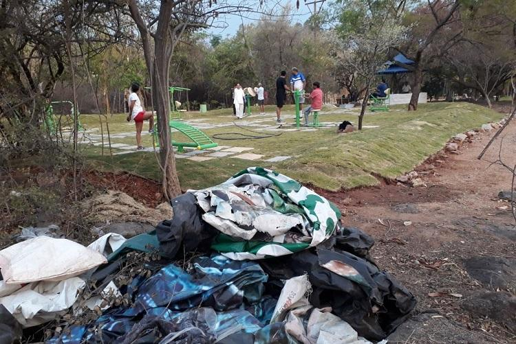 KBR park a victim of slow death Hyd activists write letter to Environment Ministry