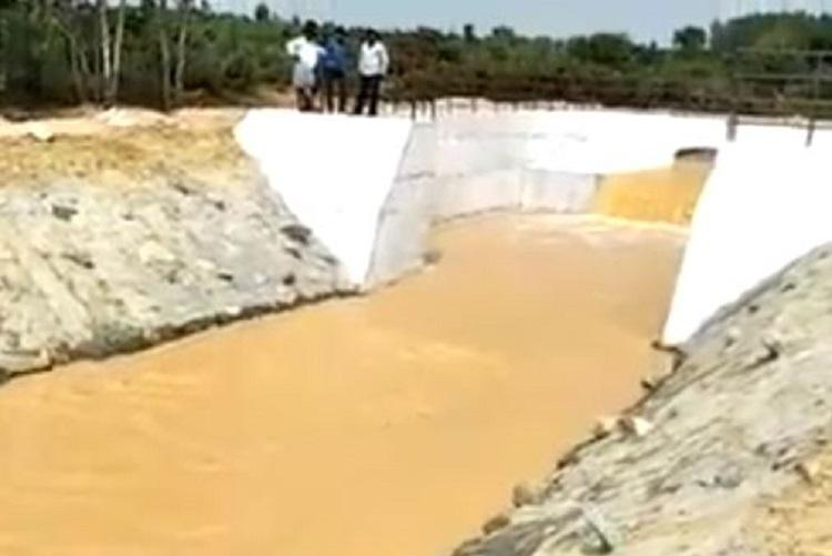 Relief for Kolar residents Ktaka HC extends stay on controversial KC Valley project
