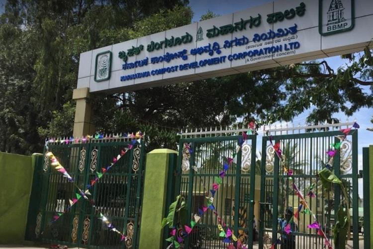 In Bengalurus Bommanahalli BJP and Cong spar over who will shut down a composting plant