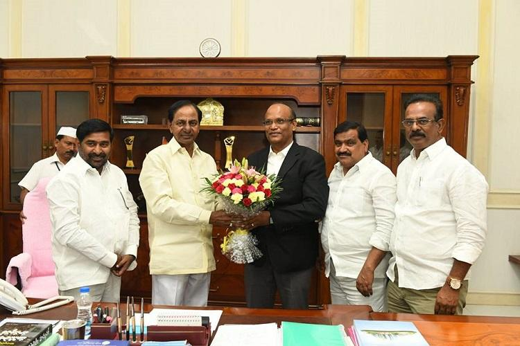 Telangana gets new Advocate General as state govt appoints BS Prasad