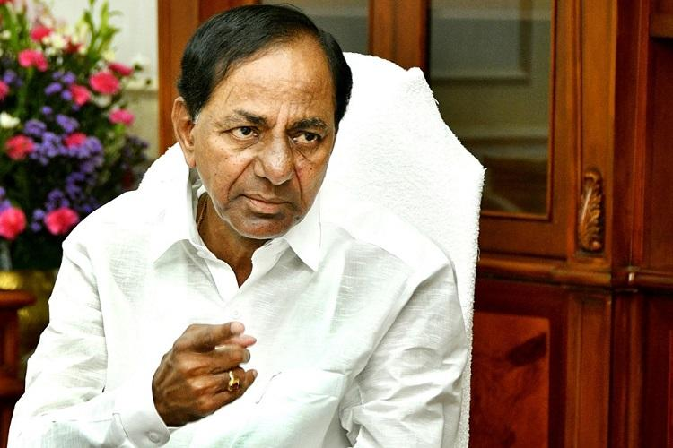 Telangana CM KCR directs officials to form new urban policy