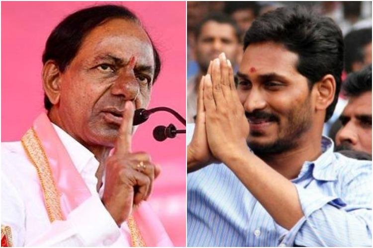 Telangana CM KCR backs special status for Andhra Will this help or hurt Jagan