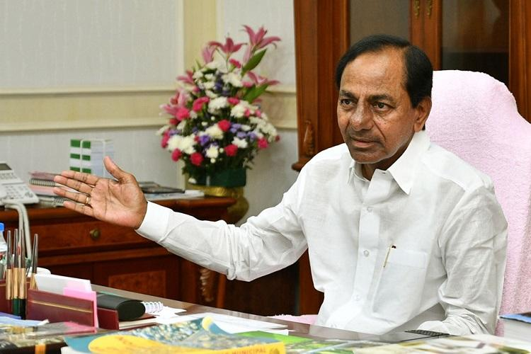 Will be forced to issue shoot at sight orders if people dont obey curfew KCR