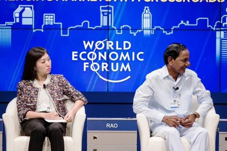 Telangana CM seeks Chinese expertise for Hyderabads development