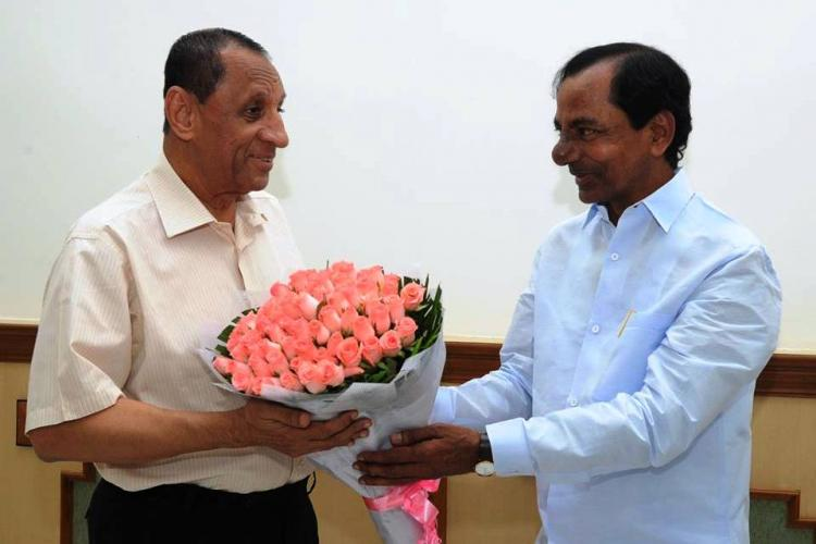 Telangana cabinet to dissolve Assembly on Sep 6 Officials meet Governor