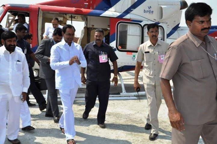 Parties are trying to turn beef eating into a political issue Telangana CM KCR