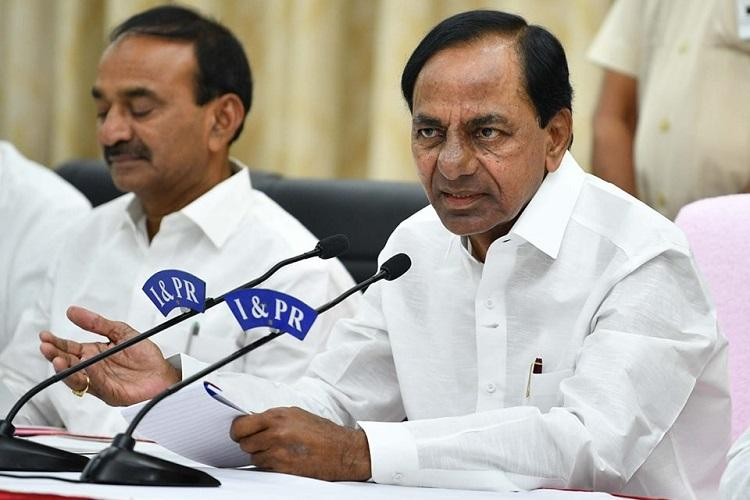 Telangana CM KCR to expand cabinet KTR Harish Rao to return