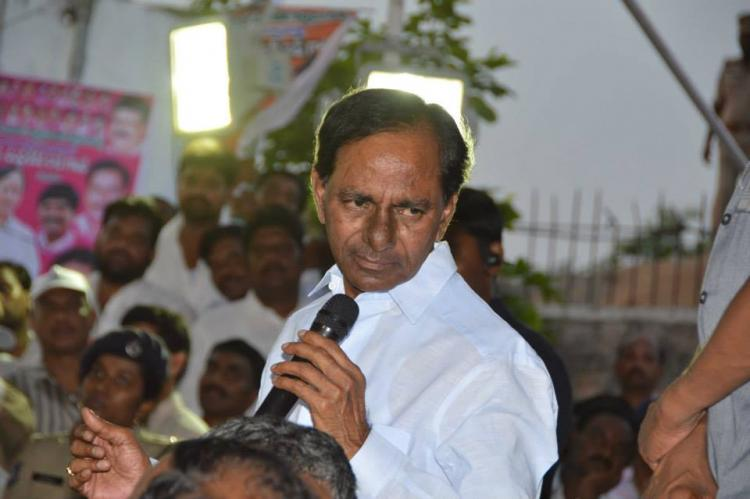 KCR rents super luxury jet for China trip to cost the state Rs 2 crore