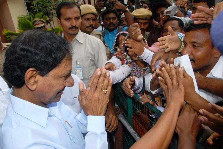 R K Hairstyles Hyderabad Telangana: Hyderabad Elections: Exit Polls Predict Win For TRS