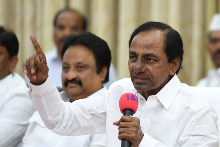 Telangana CM KCR to skip Mamata's anti-BJP rally after