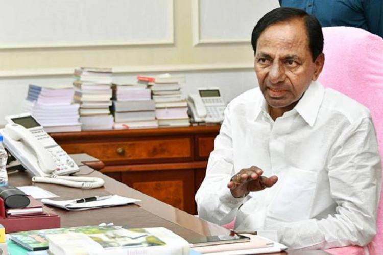 Telangana to spend Rs 117 lakh crore on irrigation projects CM KCR