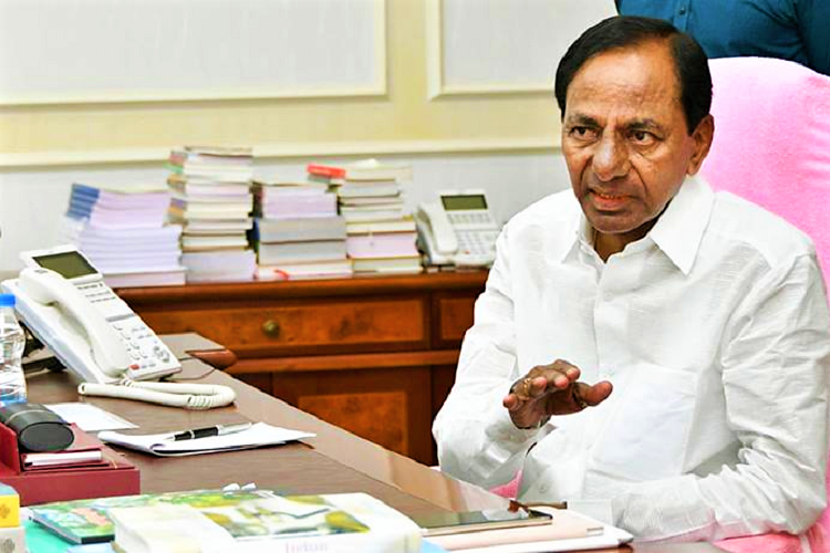 India needs a new economic model Telangana CM KCR calls for empowering states