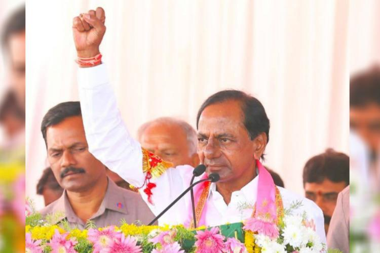Telangana exit polls 3 surveys predict hung Assembly with govt within reach for TRS