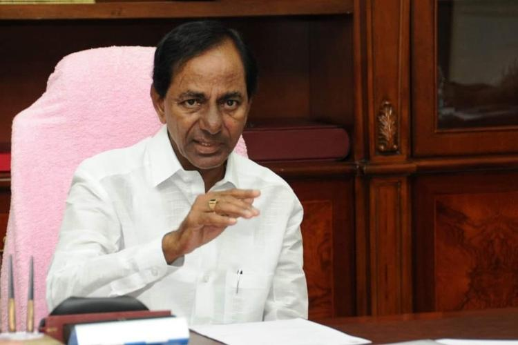 Will seek Rs 20000 cr loan for state projects this year KCR responds to Cong jibes