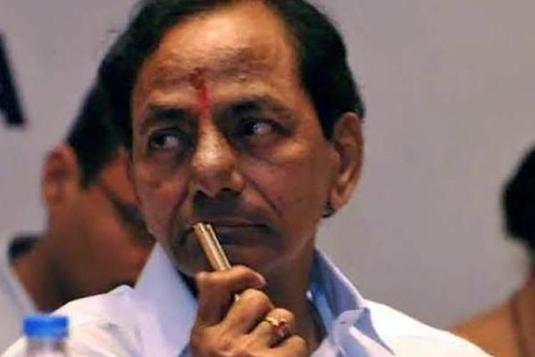 Telangana polls TRS rejects BJPs offer for alliance confident of majority