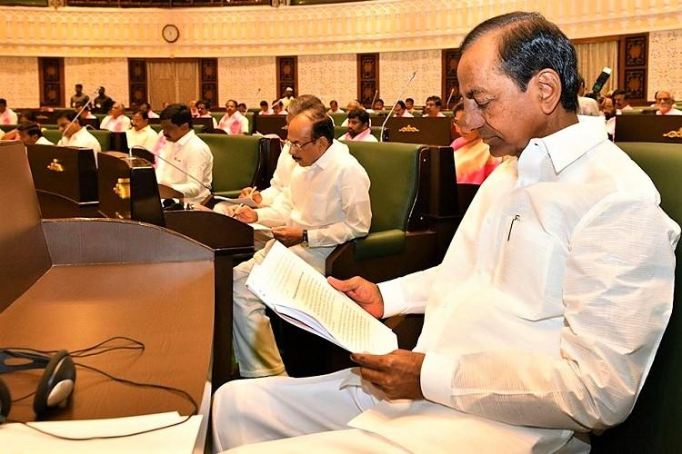 Question of Indias future Telangana Assembly passes resolution against CAA