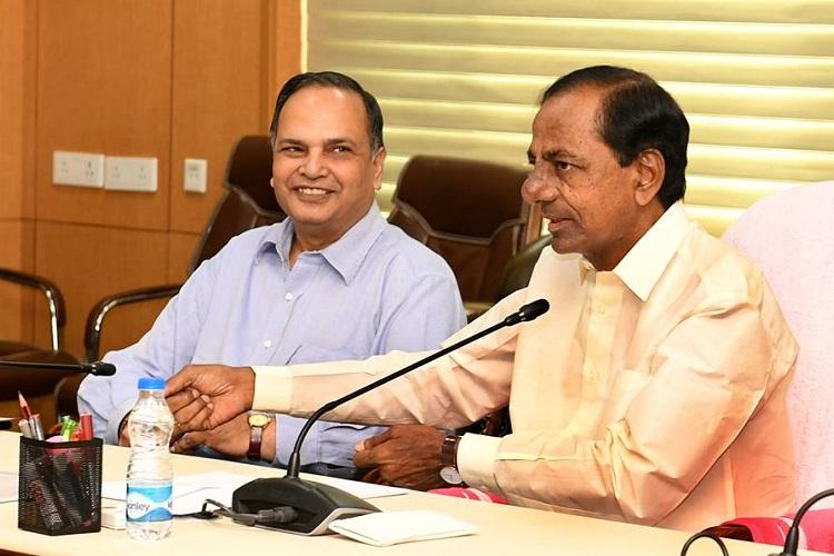 Telangana to get two more districts KCR fulfils election promise