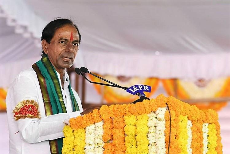 Very disappointed with PM Modi for neglecting farmers says Telangana CM KCR
