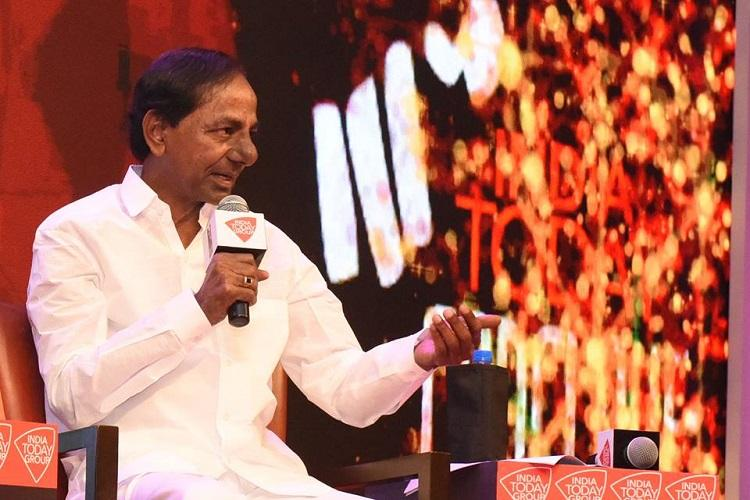 States should decide their own reservation policy says Telangana CM KCR