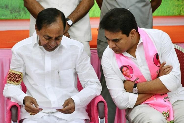 Rise of Brand KTR Will KCRs succession plan culminate in KTR becoming CM soon