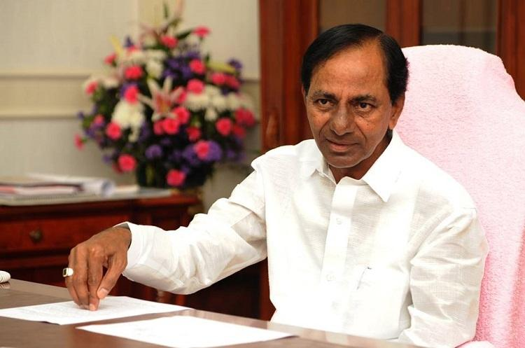 KCR asked Disaster Response Force to stand by for any emergency from Flood