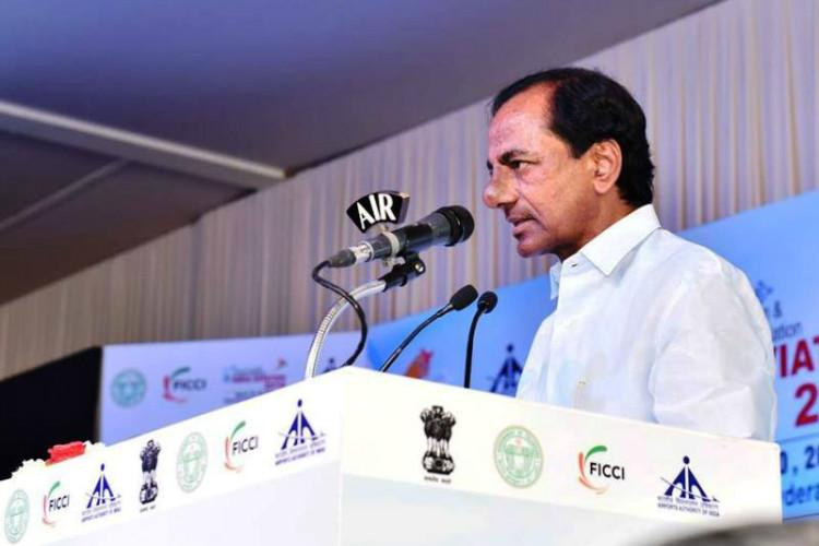 KCR misled Assembly on fee reimbursement issue Congress moves privilege motion against him