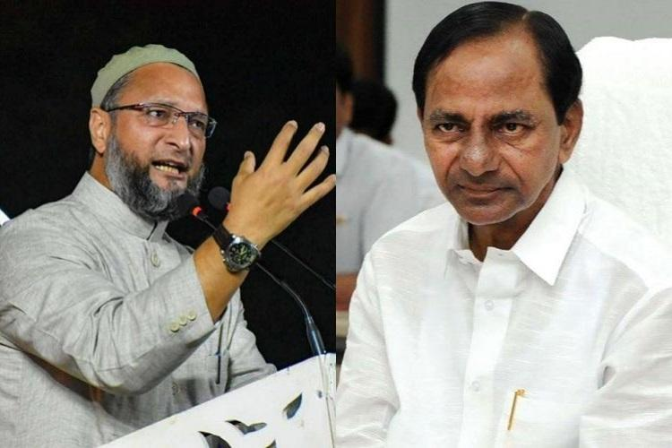 Telangana CM to call for all-party meet after Owaisi asks KCR to drop NPR process
