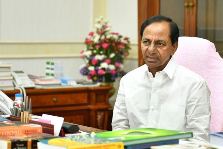 KCR extends lockdown in Telangana till May 7 all food delivery banned