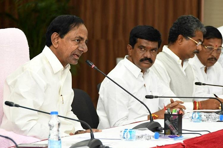 Each house in Telangana will get water via Mission Bhagiratha by Mar 31 CM KCR