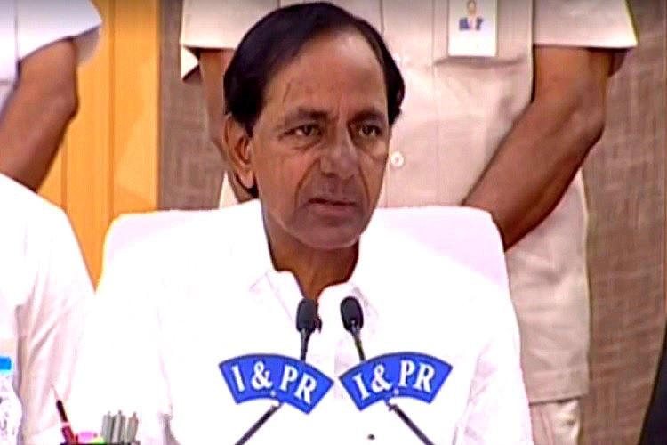 KCR to hike minority quota says Telangana will follow TN model for reservation