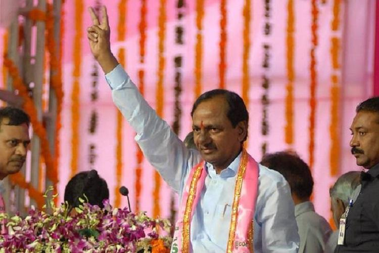TRS to play role in national politics after state polls KCR says on Federal Front