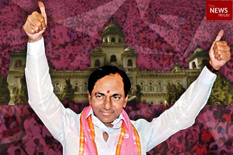 KCR's Federal Front failed to take off but premature to dismiss it