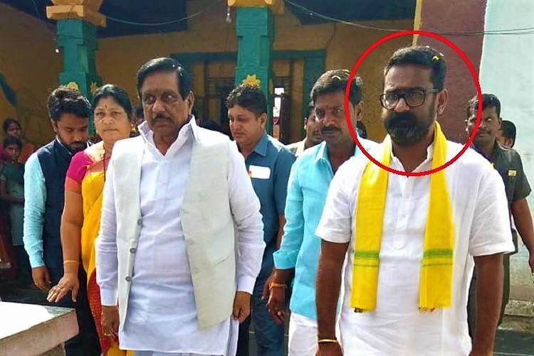 Arrest warrant against Andhra deputy CMs son in murder case of YSRCP leader