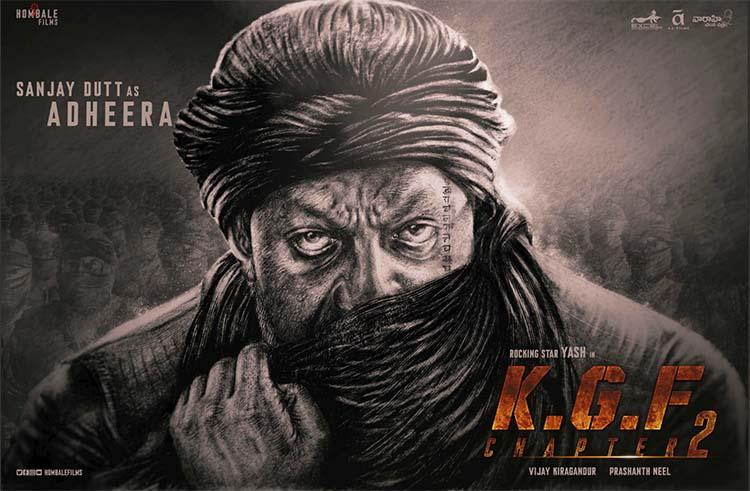 KGF 2 makers reveal who is playing Adheera