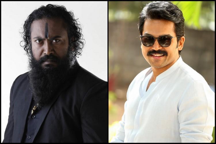 KGF villain Ram to make his Tamil debut with Karthis upcoming film