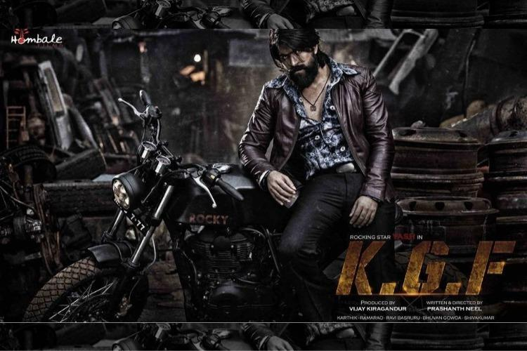 Watch KGF trailer out meet Yash as Rocky