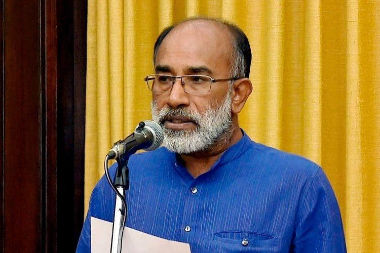 MoS KJ Alphons slams Aadhaar critics: What's so private about iris?