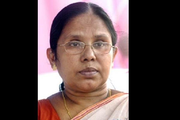 Congress seeks resignation of Kerala Health Minister